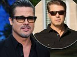 Brad Pitt's brother Doug spotted hours after his famous sibling is accused of child abuse