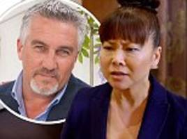 channel 4 bosses 'are lining up fiery cherish finden to replace mary berry on bake off'