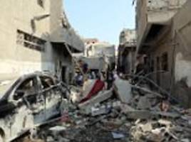 Saudi Arabia kills 32 civilians in Yemen airstrikes launched the day after Obama vetoed bill that would allow families to sue US ally for causing 9/11 as Senate passes $1.15bn arms deal