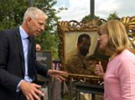 Victorian portrait is billed as 'one of the best ever seen' on Antiques Roadshow