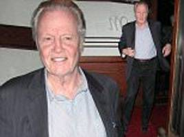 'I'm sure she's doing fine': Angelina Jolie's dad Jon Voight believes his daughter is dealing well with shock split from Brad Pitt... but won't reveal who he's siding with