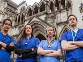junior doctors call off strike action over concerns for patient safety