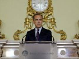 peter oborne: it's time for mr carney to quit the bank of england