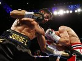 jorge linares defeats 'million dollar' anthony crolla to win the ring title and unify lightweight division