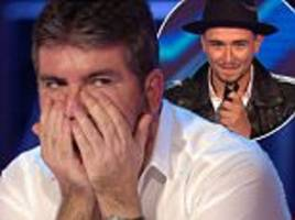 Simon Cowell savages ex-Waterloo Road actor Will Rush over X Factor audition