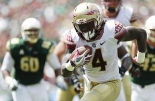 Florida State Seminoles: Dalvin Cook having a monstrous first half