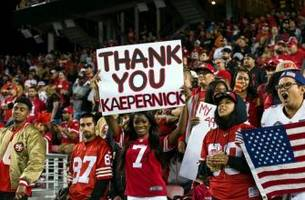 kaepernick protest illuminates power of nfl's platform