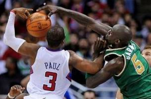 clippers pay respects to retiring nba star kevin garnett