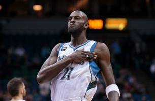 what they're saying about timberwolves' garnett's retirement
