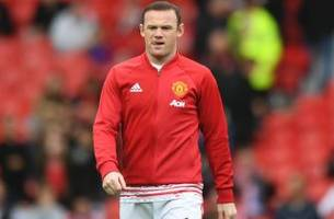 Mourinho drops Rooney for Manchester United vs. Leicester City