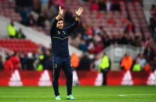 tottenham player ratings: spurs dominate boro at riverside