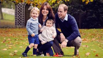 Kate, William and children fly to Canada
