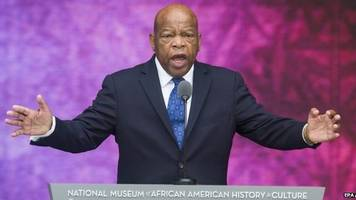 John Lewis hails new Museum of African American History and Culture