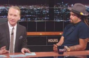 bill maher: cops in recent shootings are victims of 'bad police training'