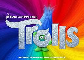 listen to 'trolls' soundtrack featuring justin timberlake, gwen stefani and ariana grande