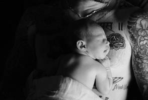 Adam Levine and Behati Prinsloo Share First Photo of Baby Dusty Rose