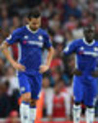 Twitter Reacts: Chelsea fans livid, Ivanovic is finished, something is seriously wrong
