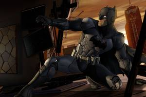 telltale's batman game continues to put its own stamp on the dark knight mythology