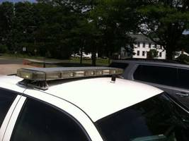 Wanted Man Apprehended at Stamford School: PD