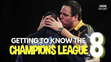 Champions League of Darts: Getting to know Michael van Gerwen, Phil Taylor, James Wade and co