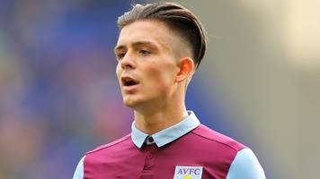 Jack Grealish: Aston Villa winger fined over hotel party