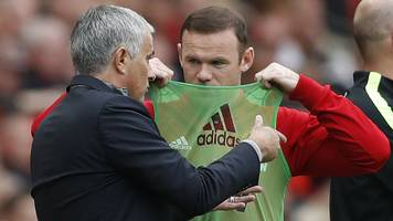 jose mourinho says wayne rooney remains 'a big player' for manchester united