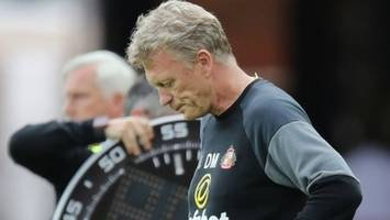 sunderland 2-3 crystal palace: david moyes blames players for defeat