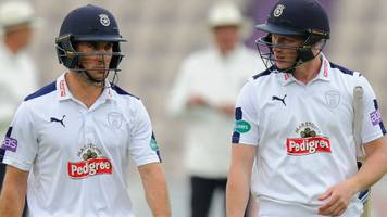 hampshire: giles white sees positives for future despite championship relegation