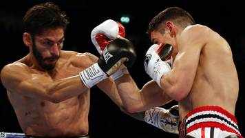 Anthony Crolla loses his WBA lightweight title to Jorge Linares