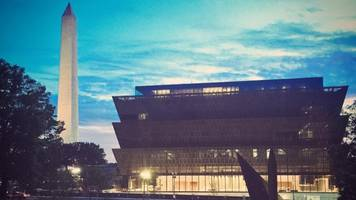 Obama's Pretty Pumped About The New Black History Museum