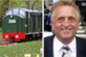 I want to SAVE Derby's Markeaton Park Light Railway, says Derby...