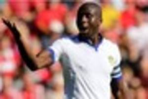 former leeds united captain 'training with derby county'