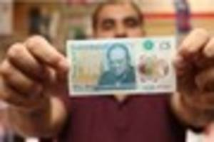 is your new £5 note worth more than £200? here's how...