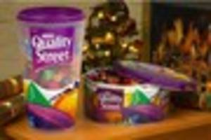 Outrage as Quality Street ditches Toffee Deluxe in favour of new...