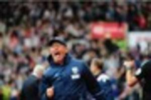 stoke city:  this club is stitched into my body says tony pulis