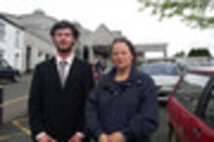 Cornwall travellers at Coverack car park eviction battle featured...