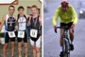 triathletes to race in brigg this weekend