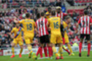 sunderland 2–3 crystal palace: eagles on cloud nine after...