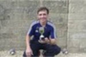 jeremy retains his title in sherborne tennis club's championship...