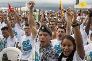 Colombia's FARC rebels ratify peace accord to end 52-year war