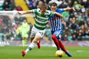 brendan rodgers insists celtic keeper dorus de vries could do nothing to stop souleymane coulibaly wonder goal