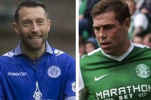 hibs midfielder fraser fyvie reckons queens luring stephen dobbie was a big a coup as grant holt at easter road