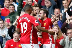 manchester united 4-1 leicester: champions humbled as hosts run riot - 5 things we learned