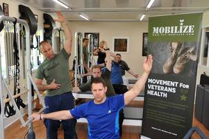 Perthshire businesses host events and raise money for injured servicemen