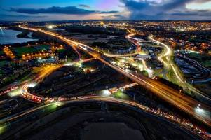 Recycling boost for £500 million motorway upgrade