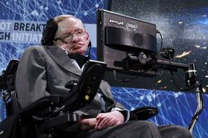 Stephen Hawking warns responding to alien signals from outer space would be a really BAD idea