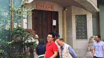 Shanghai restaurant closes day after getting Michelin star