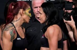 UFC Fight Night: Cyborg vs. Lansberg main card predictions