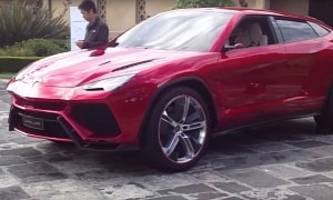 lamborghini urus to use normal automatic, not twin-clutch, due to v8 torque