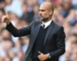 guardiola striving for more after perfect 10